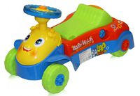 Bertoni Active Baby Car 2 in 1 Blue