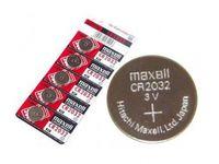 MAXELL Coin Battery  CR2032 CARD, 1pcs