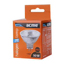 ACME Halogen 50W2000h3000KGU5.3/MR16DC12V