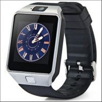 Часы SmartWatch Phone DZ09 Black