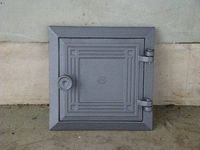Ușa din fonta DKR3