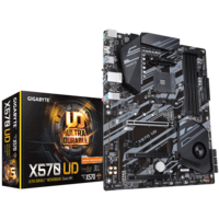 MB Gigabyte X570 UD 1.0 ATX