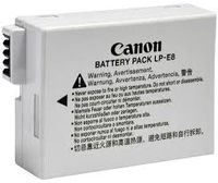 Battery Pack Canon LP-E8