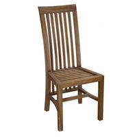 купить Деревянный стул Tic Stufa 450x570x1050 мм в Кишинёве