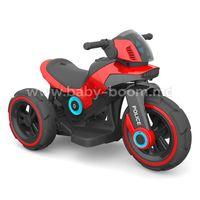 Baby Mix SKC-SW-198 Мотоцикл на аккумуляторе красный