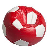 Relaxtime Football medium Red&White