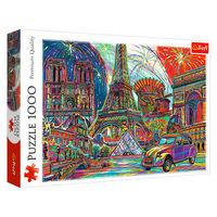 """Puzzle """"1000"""" - """"Culorile Parisului"""", cod 42149"""
