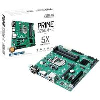 ASUS PRIME B250M-C, SA1151 Intel B250 mATX