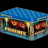Батарея салютов Dinamit Phoenix LDC191