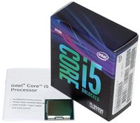 Процессор Intel Core i5-9600KF 3.7-4.6GHz Tray