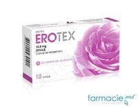 Эротекс, супп. вагинал., 18,9 mg, N5x2