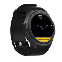купить Smart Sports Watch Makibes G05 Pro GPS Bluetooth Heart Rate Monitor Call Message Reminder Music Player Multiple Sports в Кишинёве