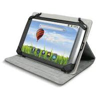 "купить 7"" - Tablet Case - PORT ""PHOENIX IV Universal 7"" - Grey  / Inside size: 203 x 137 x 13.2 mm - Double Elastic System for better Compatibility, Adjustable Video Position, Magnetic Flap, Fabric: PU Leather - P 600  /Floss Lining в Кишинёве"