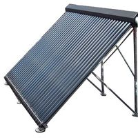 Солнечный самосливной вакуумный коллектор Apricus ETC-30
