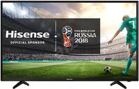 TV LED Hisense H43N2100C, Black