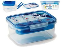 Lunch-box Snips Sport 1.5l element frigo si tacimuri 21X16.5X8.8cm