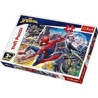 Trefl Пазлы Fearless Spider Man, 24 елем