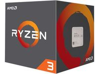 AMD Ryzen 3 1200, Socket AM4, 3.1-3.4GHz Box
