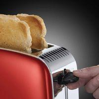 Prajitor de pâine Russell Hobbs Colours Red (23330-56)