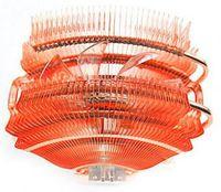 Cooler Thermaltake CL-P0472 V14-Pro, 6Heatpipe/AllCopperFin(98Fin)/AirFlow:86,5cfm/1000-1600RPM/16dBA/BlueLed