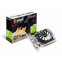 Видеокарта MSI GeForce GT 730 (2 ГБ/DDR3/64 бит)
