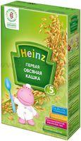 Heinz Первая овсяная кашка без молока (5m+)