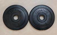 Диски цемент. (пара) 2x1.25 кг d=30 мм Spartan 1665 (3688)