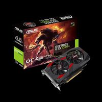 ASUS CERBERUS-GTX1050TI-O4G, GeForce GTX1050Ti 4GB GDDR5, 128-bit