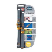 Ремень для фиксации Sea To Summit Accessory Strap With Hook Release 10 mm, 1,0 m, ATDASH101.0