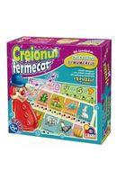 Интерактивный пазл Creionul fermecat+ puzzle 24 дет., код 41203