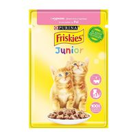 FRISKIES Junior (c курицей в подливе), 85гр
