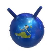 Гимнастический мяч с рожками D45cm