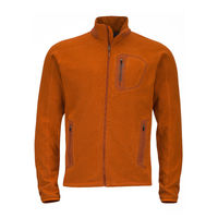 Куртка флисовая Marmot Alpinist Tech Jacket, 83510
