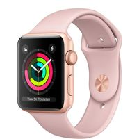 "Apple Watch 3 42mm MQL22, 1.65"" 390х312 WiFi Bluetooth Pulsometer NFC"