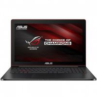 Laptop Asus G501VW Black