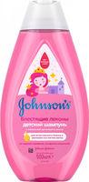 Johnson`s Baby шампунь блестящие локоны, 500 мл
