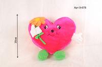Сердце с ромашкой арт. 9-678