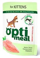 Optimeal «Защита иммунитета» Для котят с курицей - 85 г