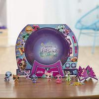 """Hasbro Littlest Pet Shop E7412 Игровой набор """"Счастливые питомцы"""" с предсказаниями"""