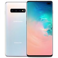 Samsung G975FD Galaxy S10 Plus 128GB, Prism White