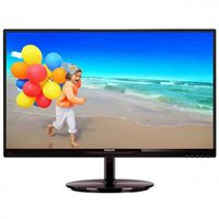 "Philips 244E5QHAD, 23.6"" IPS 1920x1080 VGA HDMI Speakers"