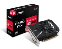 MSI Radeon RX550 AERO ITX 2GB DDR5 128Bit