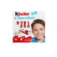 Kinder Chocolate, 4 шт.