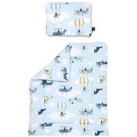Комплект подушка+одеяло LaMillou Organic Jersey Captain Adventure