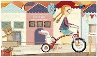 Londji My tricycle puzzle (PZ306)