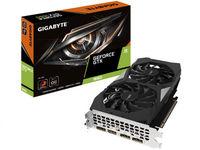 Видеокарта Gigabyte GeForce GTX 1660 OC 6G (6 ГБ/GDDR5/192 бит)