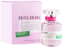 Benetton United Dreams Love Yourself EDT 50ml