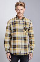 Camasa Tom Tailor Galben in carouri tom tailor 1015317