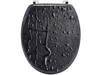 Сиденье для унитаза Tendence Water Drops, MDF