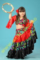 Карнавальный костюм: Цыганочка